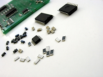 Electronic components - Elektroniikkakomponentit