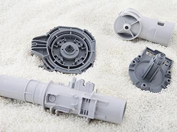Plastic Components - Muovikomponentit